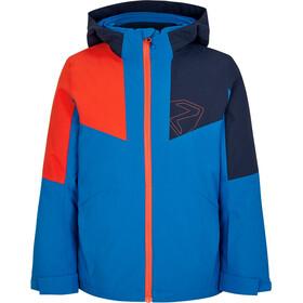 Ziener Antax Ski Jacket Kids, azul